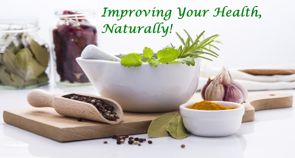 Looking to improve your health, naturally?