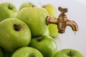 Juicing remove all the health promoting dietary fibres from fruits and vegetables, a great loss.